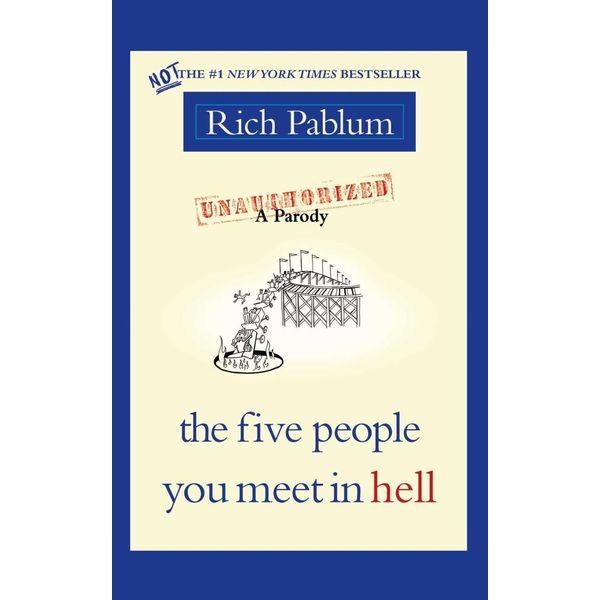 The Five People You Meet in Hell - Rich Pablum   Karta-nauczyciela.org