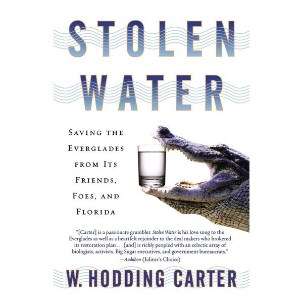 Stolen Water - W. Hodding Carter | Karta-nauczyciela.org