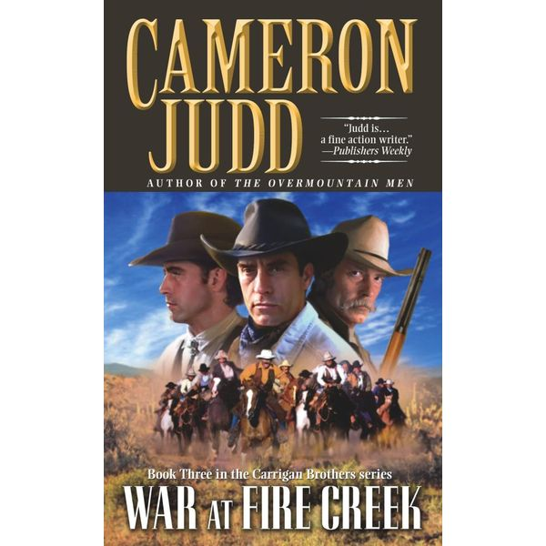 War at Fire Creek - Cameron Judd | Karta-nauczyciela.org