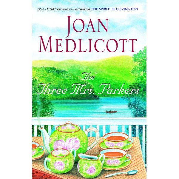 The Three Mrs. Parkers - Joan Medlicott   Karta-nauczyciela.org