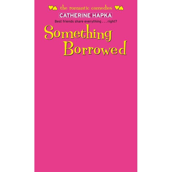 Something Borrowed - Catherine Hapka | Karta-nauczyciela.org