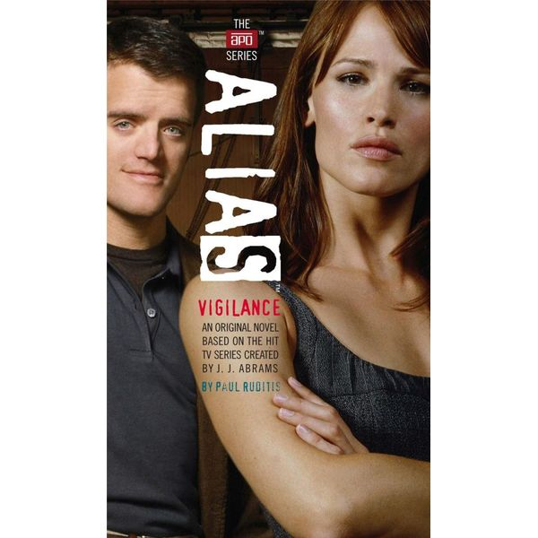 Vigilance - J. J. Abrams, Paul Ruditis | Karta-nauczyciela.org
