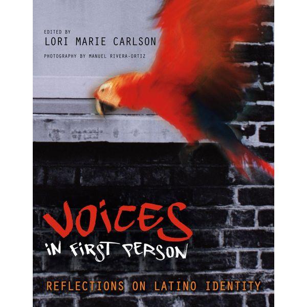 Voices in First Person - Manuel Rivera-Ortiz, Lori Marie Carlson (Editor), Flavio Morais (Illustrator) | Karta-nauczyciela.org