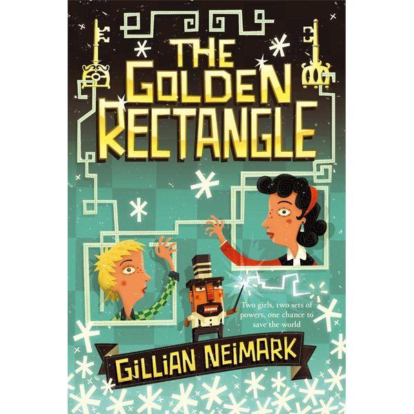 The Golden Rectangle - Gillian Neimark   Karta-nauczyciela.org