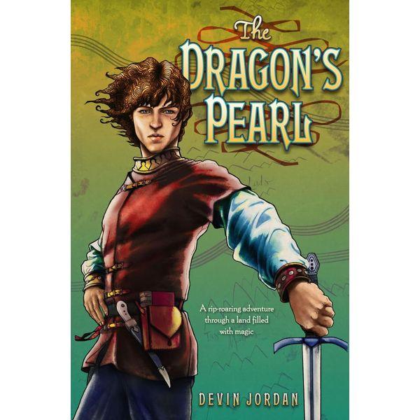 The Dragon's Pearl - Devin Jordan, Jim Di Bartolo (Illustrator) | Karta-nauczyciela.org