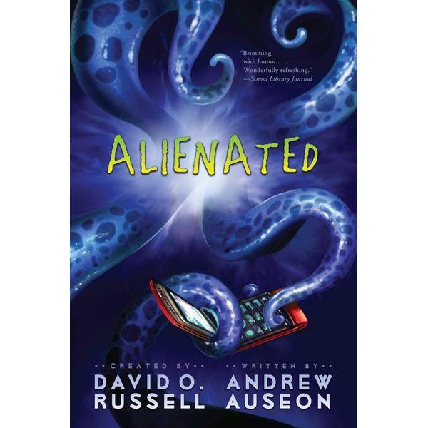 Alienated - David O. Russell, Andrew Auseon   Karta-nauczyciela.org