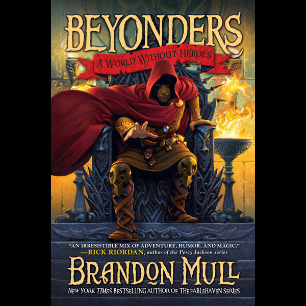 A World Without Heroes - Brandon Mull | 2020-eala-conference.org