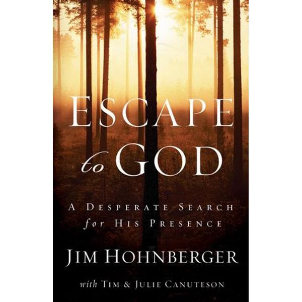 Escape to God - Jim Hohnberger | Karta-nauczyciela.org