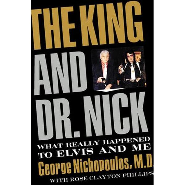 The King and Dr. Nick - George Nichopoulos   Karta-nauczyciela.org