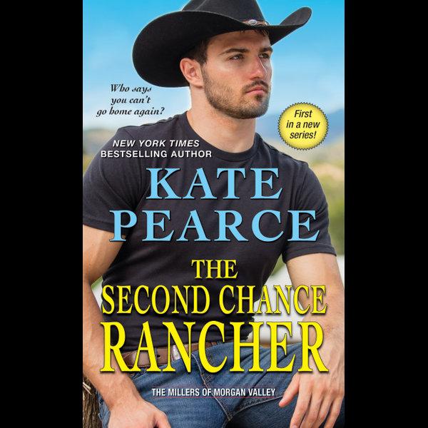 The Second Chance Rancher - Kate Pearce | Karta-nauczyciela.org