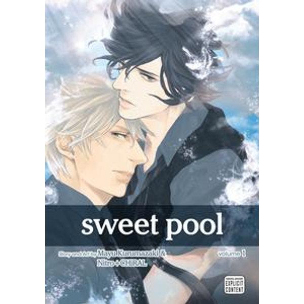Sweet Pool, Vol. 1 (Yaoi Manga) - Nitro+CHiRAL | Karta-nauczyciela.org