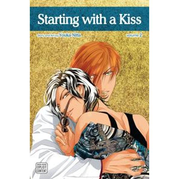 Starting with a Kiss, Vol. 2 (Yaoi Manga) - Youka Nitta   2020-eala-conference.org