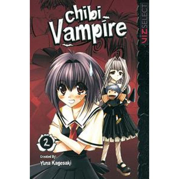 Chibi Vampire, Vol. 2 - Yuna Kagesaki | Karta-nauczyciela.org
