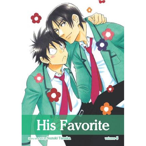 His Favorite, Vol. 6 (Yaoi Manga) - Suzuki Tanaka | 2020-eala-conference.org