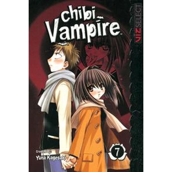 Chibi Vampire, Vol. 7 - Yuna Kagesaki   Karta-nauczyciela.org