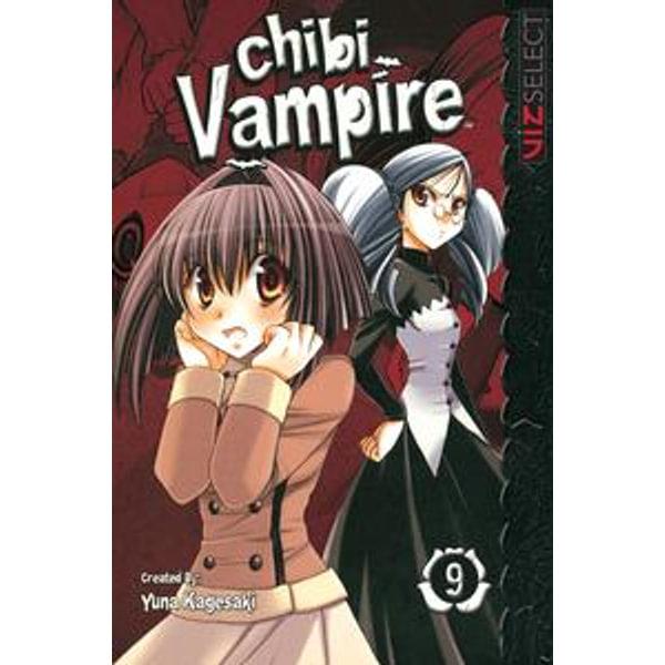 Chibi Vampire, Vol. 9 - Yuna Kagesaki | 2020-eala-conference.org