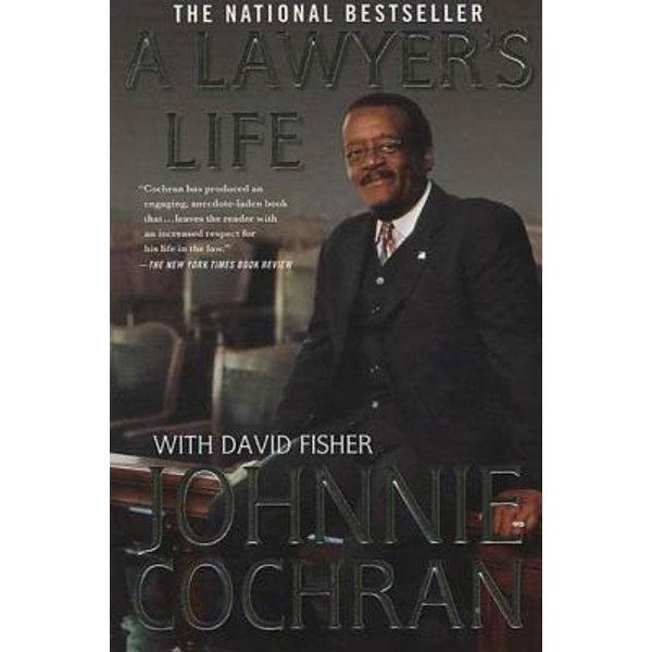 A Lawyer's Life - Johnnie Cochran, David Fisher | Karta-nauczyciela.org