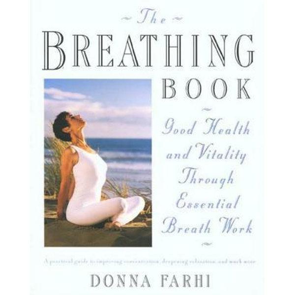 The Breathing Book - Donna Farhi   Karta-nauczyciela.org
