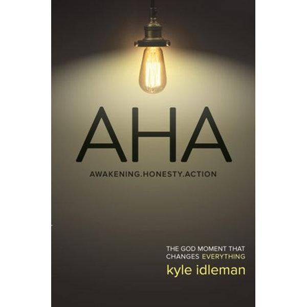 AHA - Kyle Idleman   Karta-nauczyciela.org