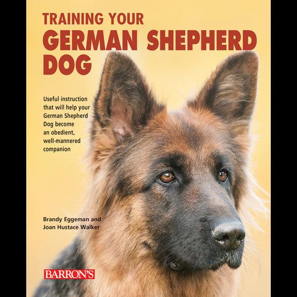 Training Your German Shepherd Dog - Brandy Eggeman, Joan Hustace Walker | 2020-eala-conference.org