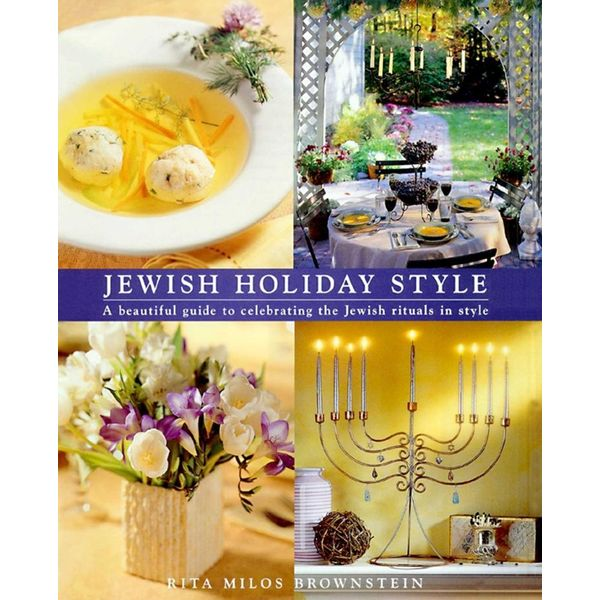 Jewish Holiday Style - Rita Milos Brownstein | Karta-nauczyciela.org