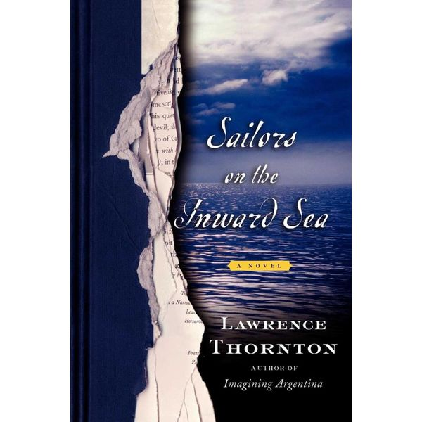 Sailors on the Inward Sea - Lawrence Thornton   Karta-nauczyciela.org