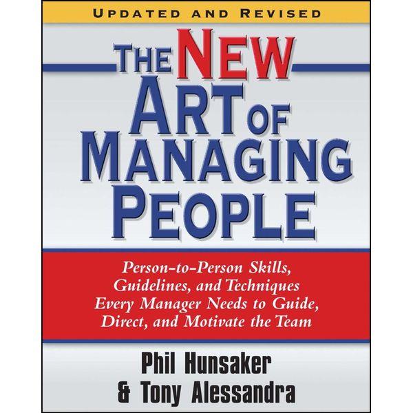 The New Art of Managing People - Tony Alessandra   Karta-nauczyciela.org