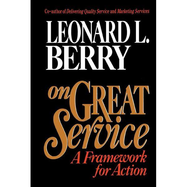 On Great Service - Leonard L. Berry   Karta-nauczyciela.org