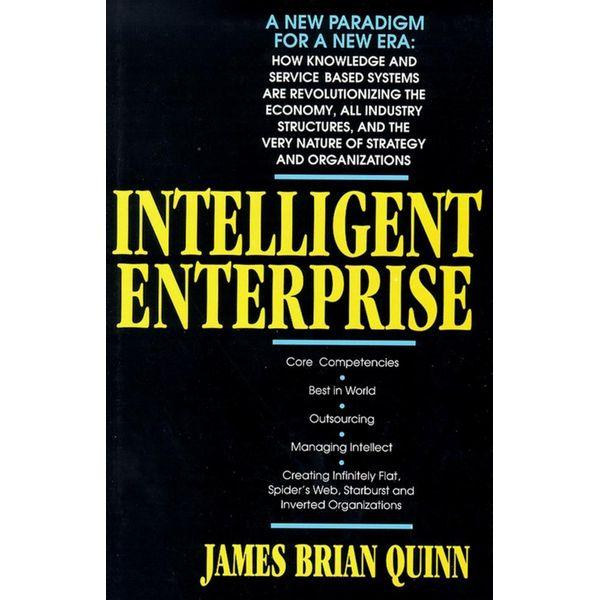 Intelligent Enterprise - James Brian Quinn | Karta-nauczyciela.org