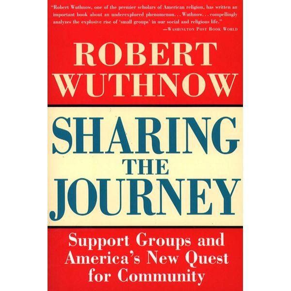 Sharing the Journey - Robert Wuthnow | Karta-nauczyciela.org