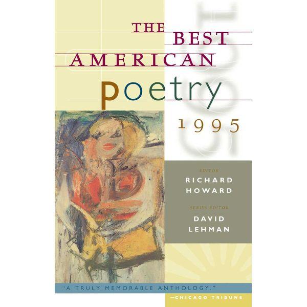 The Best American Poetry 1995 - Richard Howard, David Lehman (Editor)   Karta-nauczyciela.org