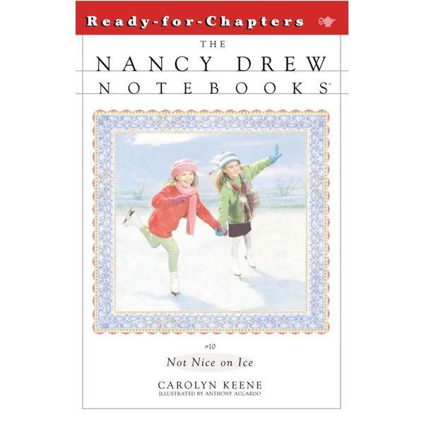 Not Nice on Ice - Carolyn Keene | Karta-nauczyciela.org