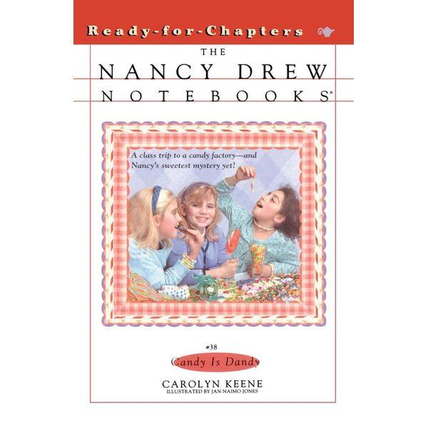 Candy Is Dandy - Carolyn Keene, Jan Naimo Jones (Illustrator) | Karta-nauczyciela.org