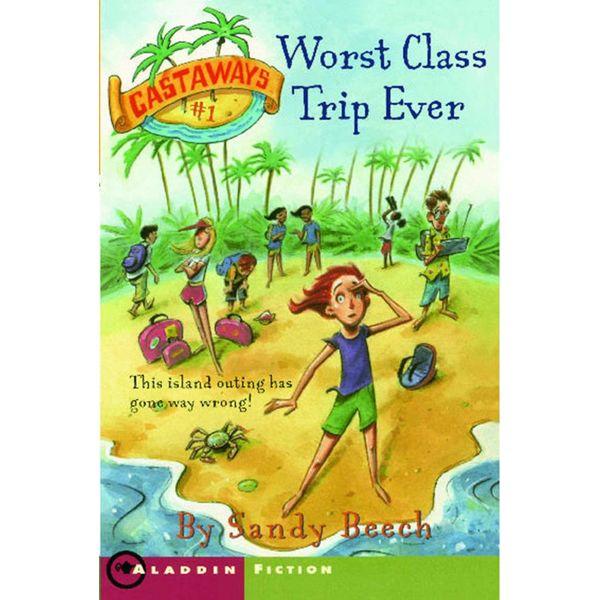 Worst Class Trip Ever - Sandy Beech, Jimmy Holder (Illustrator) | Karta-nauczyciela.org