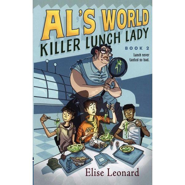 Killer Lunch Lady - Elise Leonard   Karta-nauczyciela.org