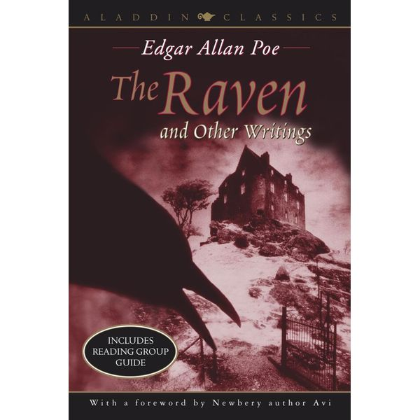The Raven and Other Writings - Edgar Allan Poe, Avi (Foreword by) | Karta-nauczyciela.org