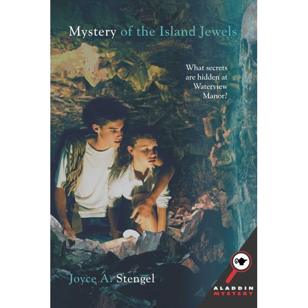Mystery of the Island Jewels - Joyce A. Stengel   Karta-nauczyciela.org