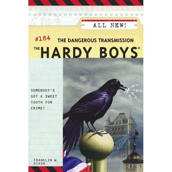 The Dangerous Transmission - Franklin W. Dixon | Karta-nauczyciela.org