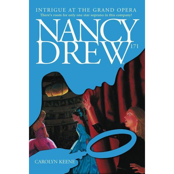 Intrigue at the Grand Opera - Carolyn Keene | Karta-nauczyciela.org