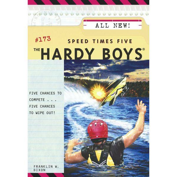 Speed Times Five - Franklin W. Dixon   Karta-nauczyciela.org