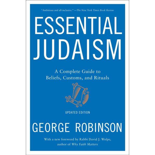 Essential Judaism - George Robinson | Karta-nauczyciela.org