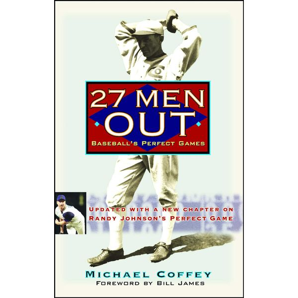 27 Men Out - Michael Coffey, Bill James (Foreword by) | Karta-nauczyciela.org