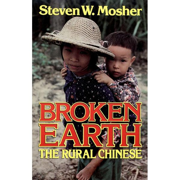 Broken Earth - Steven W. Mosher   Karta-nauczyciela.org