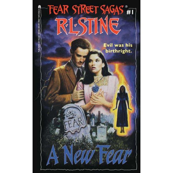 A New Fear - R.L. Stine   Karta-nauczyciela.org