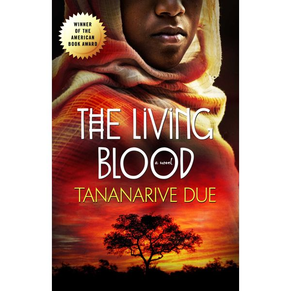The Living Blood - Tananarive Due   Karta-nauczyciela.org