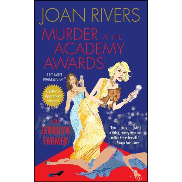 Murder at the Academy Awards (R) - Joan Rivers, Jerrilyn Farmer   Karta-nauczyciela.org