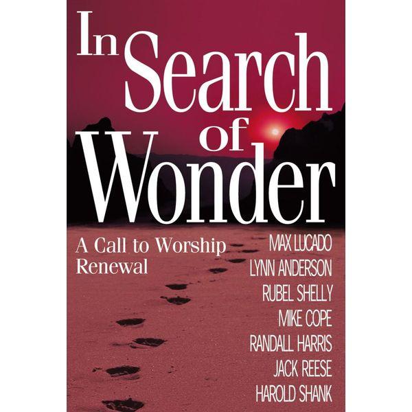 In Search of Wonder - Dr. Lynn Anderson Dr. | Karta-nauczyciela.org