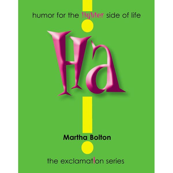 Ha! GIFT - Martha Bolton   Karta-nauczyciela.org