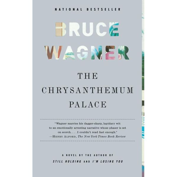 The Chrysanthemum Palace - Bruce Wagner | Karta-nauczyciela.org