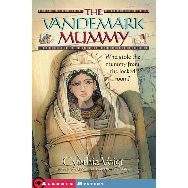 The Vandemark Mummy - Cynthia Voigt | Karta-nauczyciela.org
